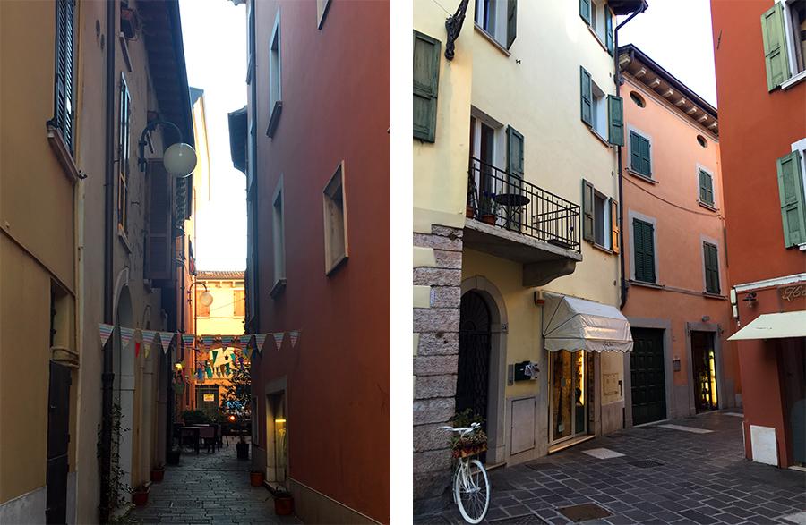 Zauberhafte Einblicke in Desenzano del Garda.