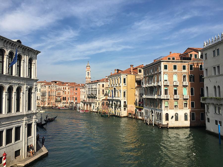 Wo übernachten in Venedig?