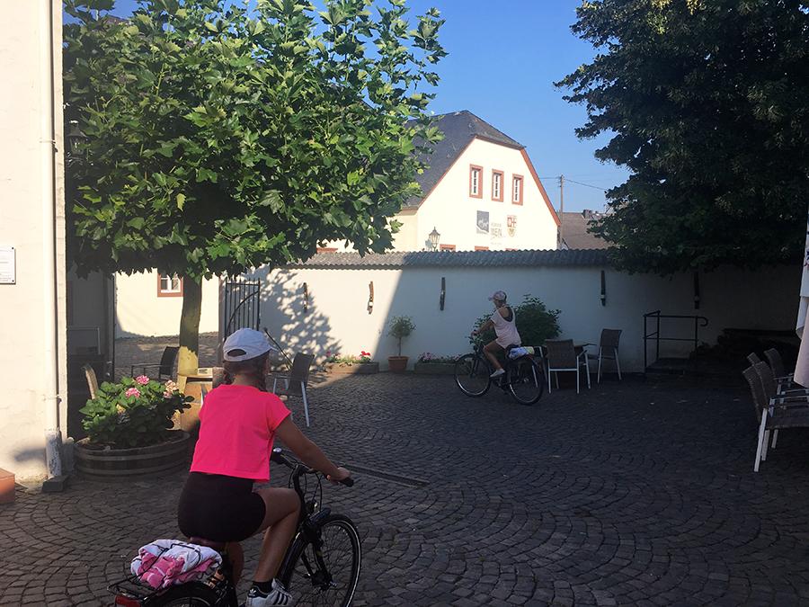 Weiter geht's mit der zweiten Etappe unserer Radtour!