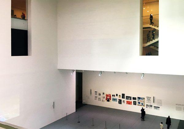 Luftig konzipiert und viel Platz für die moderne Kunst: Das ist das MoMA in New York.