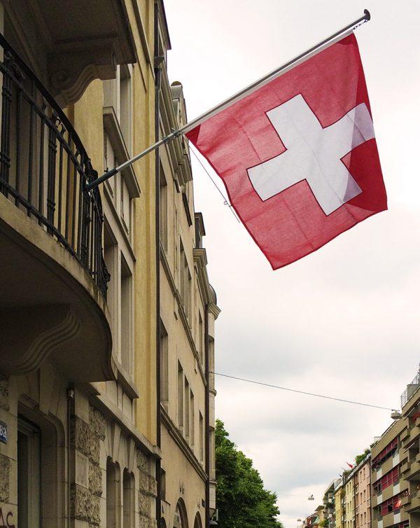 Jawoll, wir sind in der Schweiz!