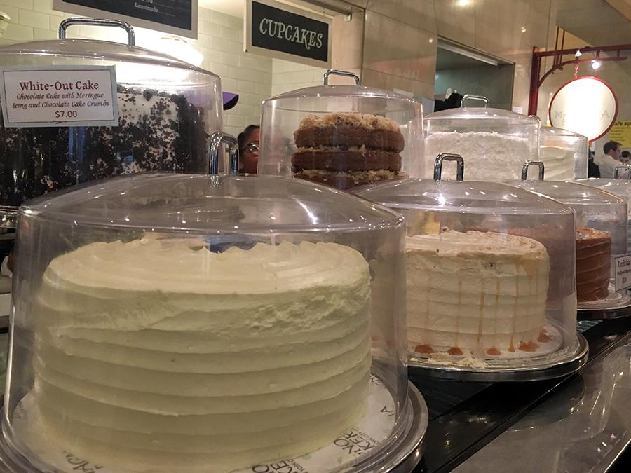 Yummie! Cake oder Cupcake, das ist hier die Frage!