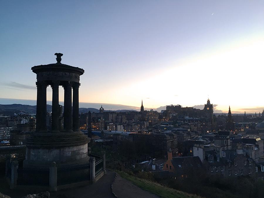 Zu unseren Reiseberichten aus Edinburgh, Schottland.