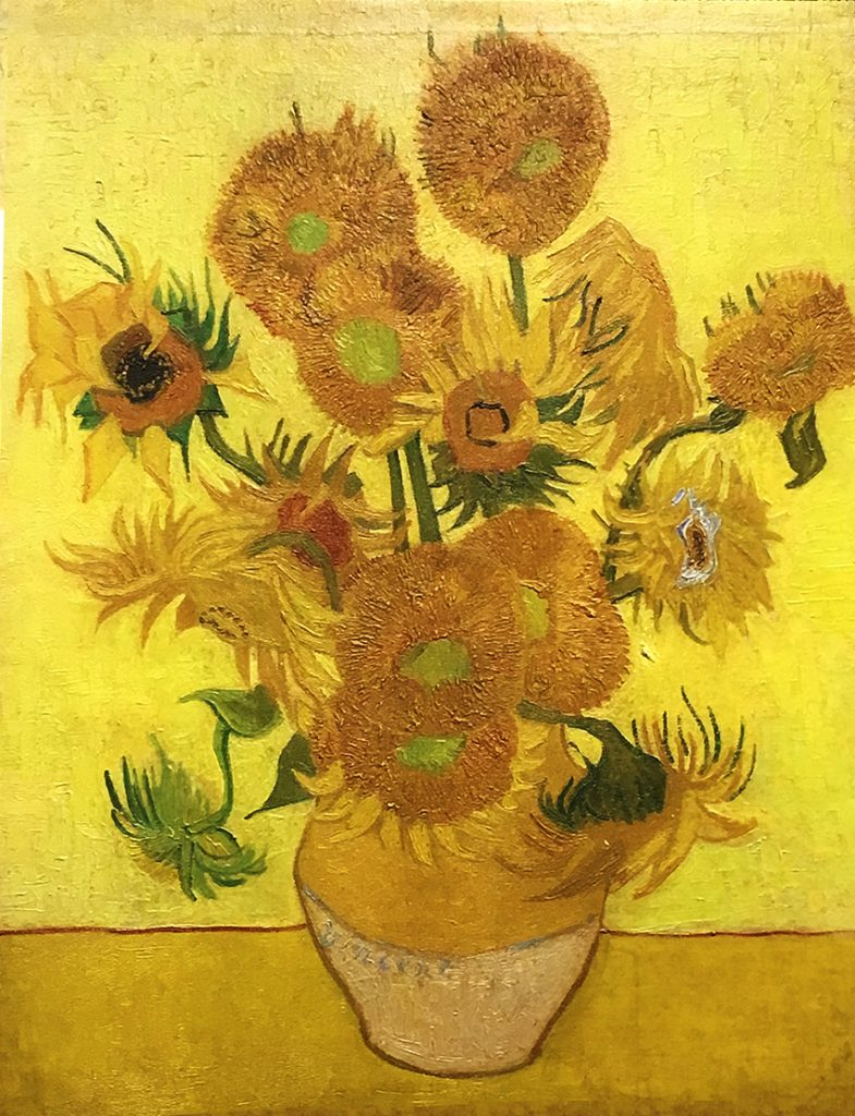 """""""Die Sonnenblumen"""""""