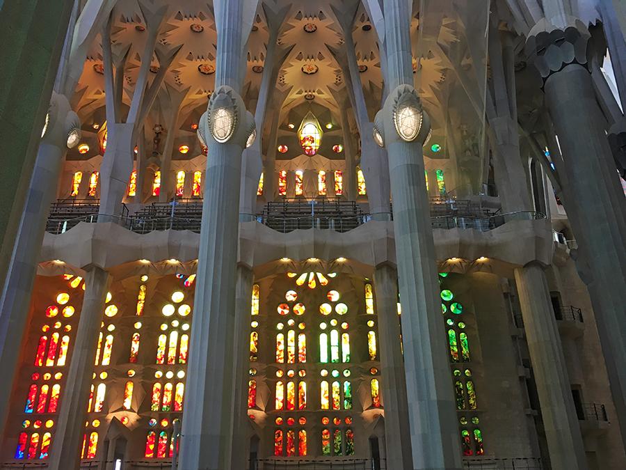 Wirklich, das ist eine Kathedrale! Atemberaubend!