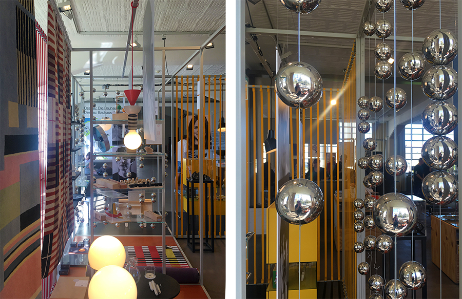 Ein kleiner Einblick in den tollen Museums-Shop. Hierfür unbedingt noch Zeit einplanen!