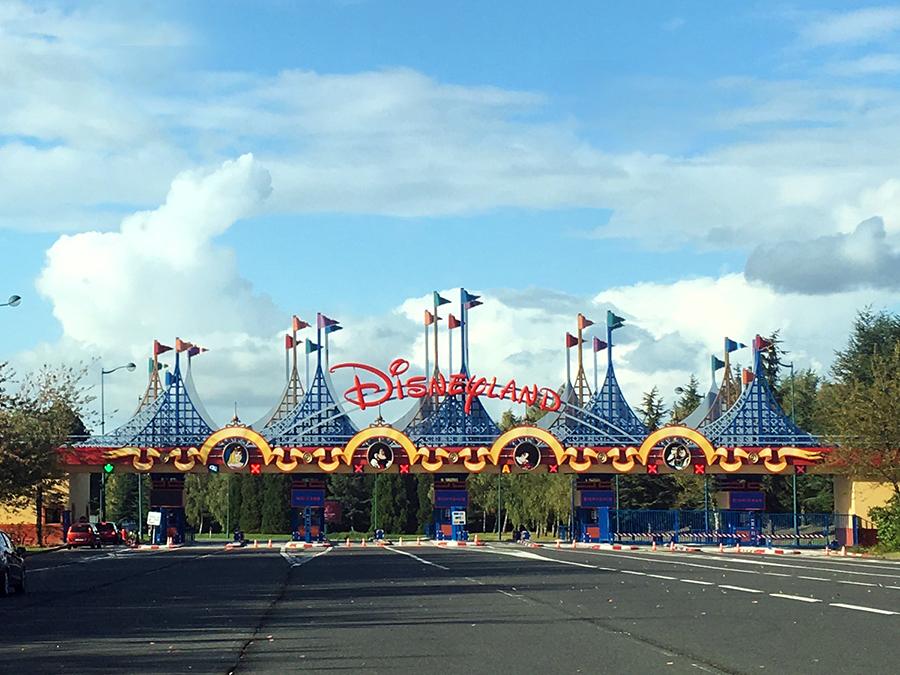 Sie haben Ihr Ziel erreicht: Disneyland Paris.