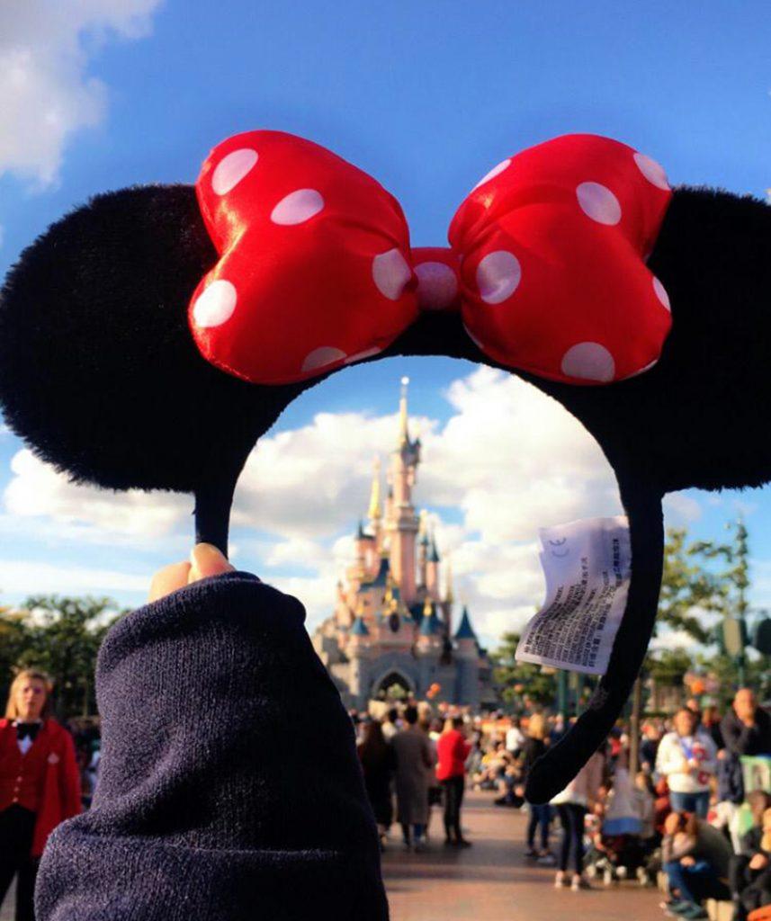 Willkommen im Disneyland Paris!