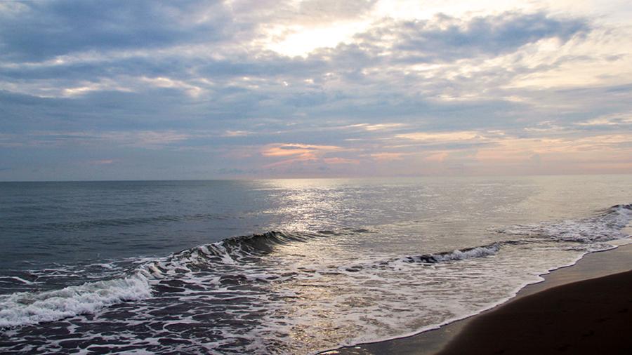 Und ja, postkartenschöne Sonnenuntergänge am Strand kann Costa Rica natürlich auch!