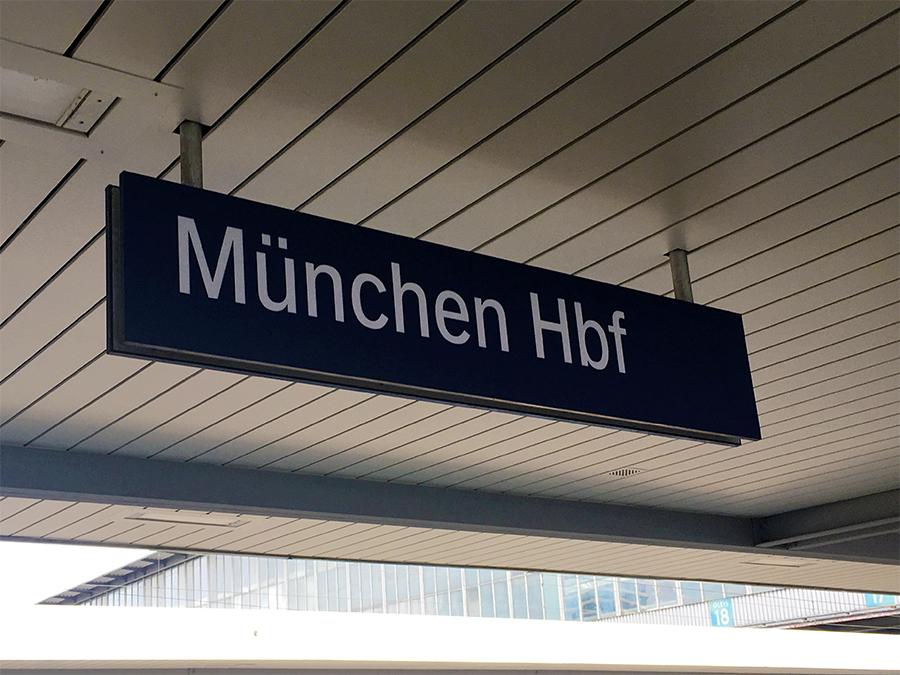Pfüati, München! Bis zum nächsten Mal!