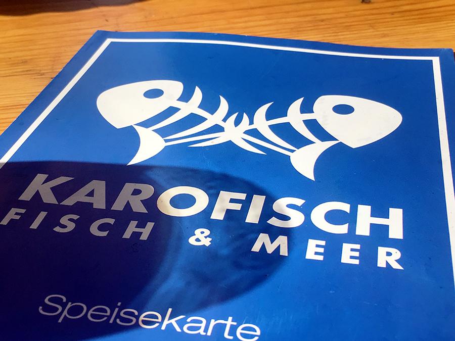 Yummie! Fisch essen bei Karo Fisch in Hamburg!