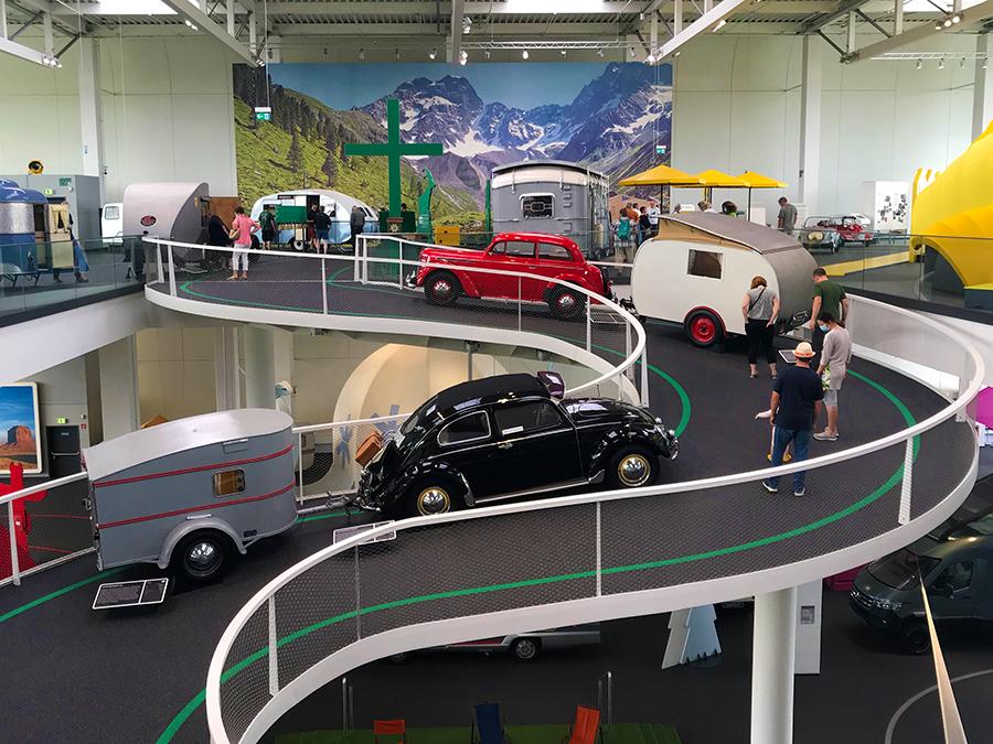 Das Erwin-Hymer-Museum in Bad Waldsee nähe Bodensee - eine klare Empfehlung!