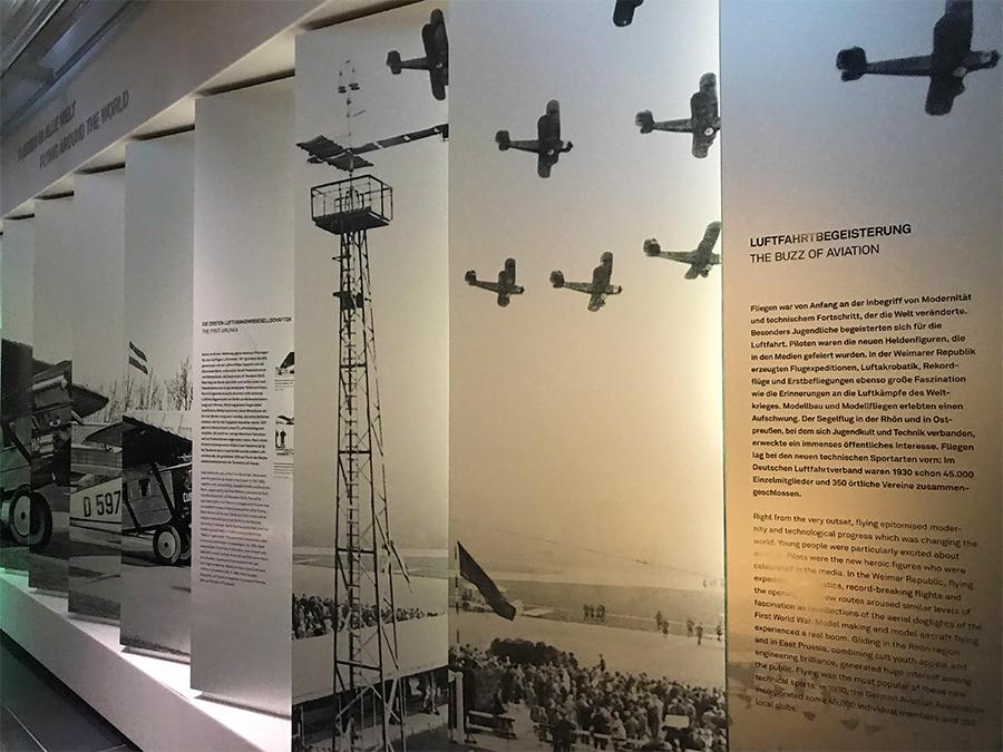 Der Traum vom Fliegen: Expeditionen, Akrobatik-Shows und immer neue Rekorde begeistern die Menschenmassen.