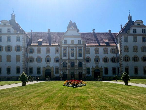 Willkommen am Kloster und Schloss Salem am Bodensee!